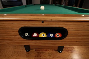 Pool Table Reviews The Complete Table - Mizerak outdoor pool table