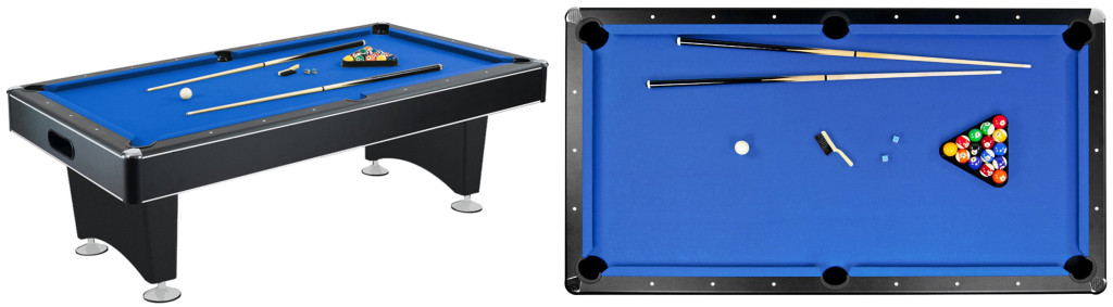 Hathaway hustler 7 and 8 foot pool table review the for 10 foot pool table