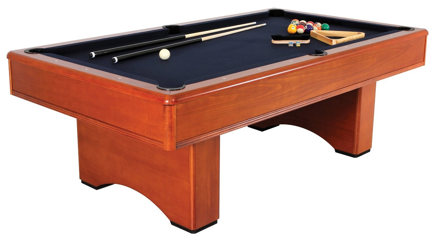 Minnesota Fats Westmont Foot Billiard Table Review - Fats pool table
