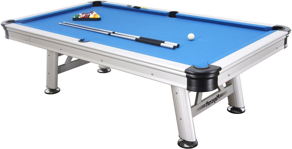 Playcraft Extera 8 Foot Outdoor Pool Table Review